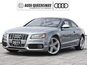 2011 Audi S5 4.2 Premium|One Owner|B&O Sound|Navigation
