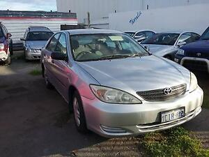 2003 Toyota Camry Sedan Beckenham Gosnells Area Preview