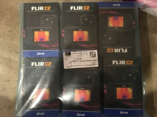 FLIR C2 Compact Thermal Camera.Check Human Body Temperature Ok! BRAND NEW,SEALED