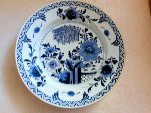 VINTAGE WILLIAMSBURG DELFT PLATE DATED