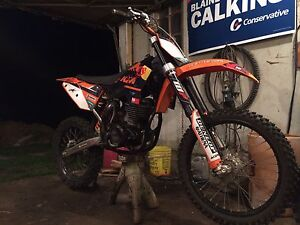 Cr500 pipe wanted