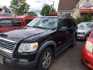 """2006 Ford Explorer XLT  4X4 """"Dealer As Traded Special """""""