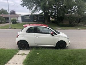 Mint Condition Special Edition FIAT 500