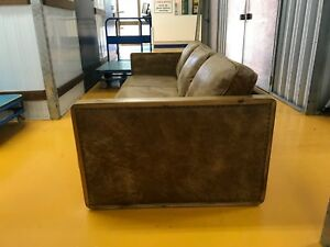Excellent leather couch