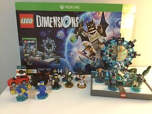 Lego Dimensions Bundle! Yamanto Ipswich City Preview
