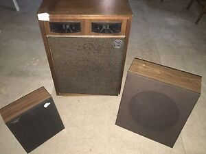 Odd/Ends Vintage Speakers/Surround Sound