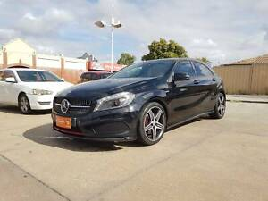 2013 MERCEDES-BENZ A250 SPORT TURBO 5 DOOR HATCHBACK 7P 2.0L Victoria Park Victoria Park Area Preview