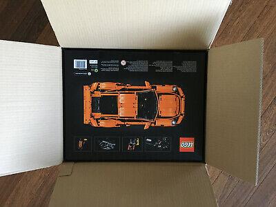 Technic Lego Porsche 911 GT3 RS 42056 Sealed Collector Grade Retired