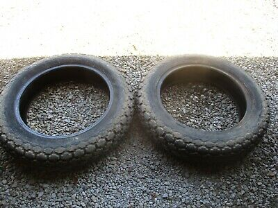 Firestone Farmall Cub Lo Boy 154 184 185 International Rear Turf Tires 8.3 X 24