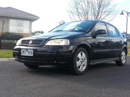 2002 Holden Astra Roxburgh Park Hume Area Preview
