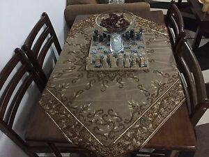 5 Pieces for  dining room and one table