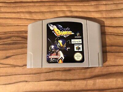 N64 Nintendo 64 Game - Buck Bumble Cart Cartridge PAL UK