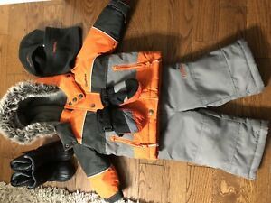 OshKosh 12month Snowsuit with Accessories
