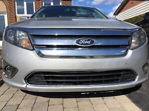 Ford Fusion SEL AWD 2010