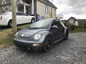 New Beetle 2004 aubaine (négociable)