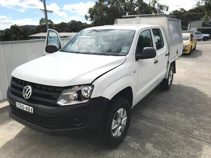 VW Amarok 2 identical utes for sale