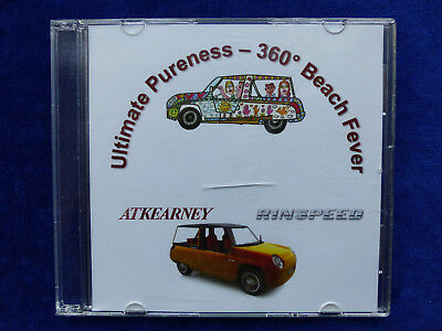 Rinspeed & A.T. Kearney - Ultimate Pureness - CD-Rom Press-kit Genf 03.2011
