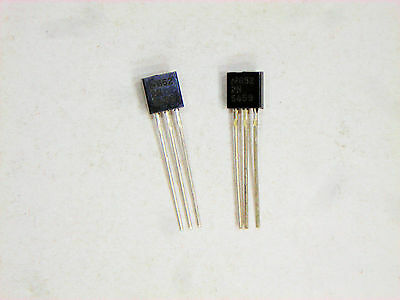 2n5459 Original National Semiconductor Fet Transistor 2 Pcs