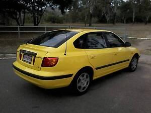 2004 Hyundai Elantra Hatchback Cranbrook Townsville City Preview