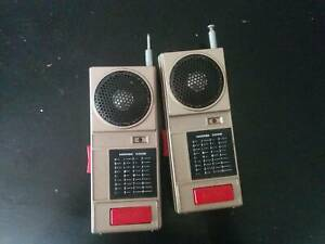 Vintage Morse Code Walky Talkys from the 1980's Tuart Hill Stirling Area Preview
