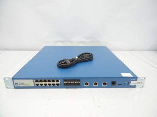 Palo Alto Networks PA-3050 Enterprise Firewall Appliance PA-3000 SERIES
