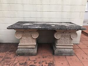 Concrete outdoor table from Paterre Woolahra Killara Ku-ring-gai Area Preview