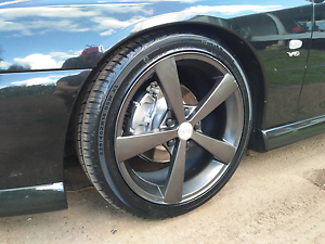 Swap 18s for other wheels Hillvue Tamworth City Preview