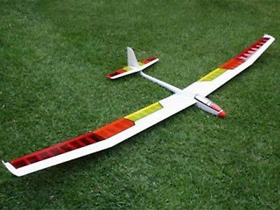 """Aquila Gande"" 123  inch Sailplane, Glider, RC AIrplane Printed Plans"