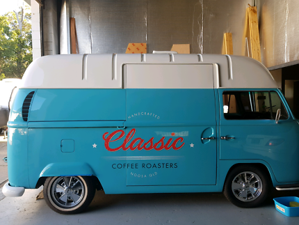Coffee Kombi for sale!