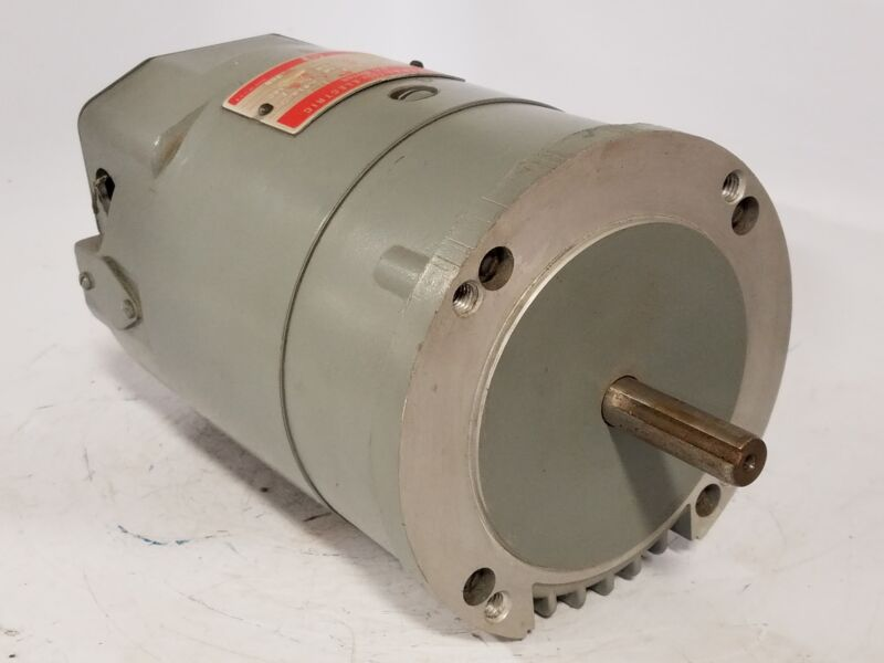 NEW GE General Electric 5BCD56ED307 1/3HP 1725RPM D167 Shunt DC MOTOR 56 Frame