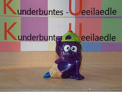 Neues von der verrückten Schreibtischbande   D  2003 Stummelstift in lila