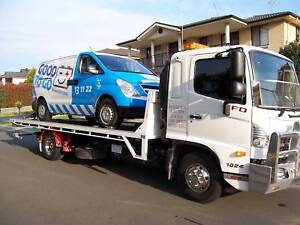 Tow Trucks Campbelltown District Towing Service