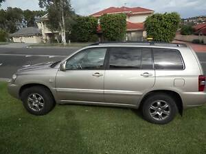 2005 Toyota Kluger Wagon Flinders Shellharbour Area Preview