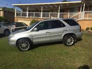 2004 Honda MDX SUV Nowra Nowra-Bomaderry Preview