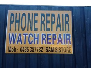 SAM'S STORE PHONE REPAIR: 4/4s $45 5 $80 5S $90 5C $95 6 $130 Acacia Ridge Brisbane South West Preview