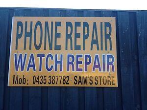 SAM'S STORE PHONE REPAIR: 4/4s $45 5 /5s /5c from $69 Acacia Ridge Brisbane South West Preview