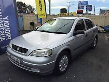 2004 Holden Astra Hatchback 4 DOOR, Air, Power sterring LOW Kms Long Jetty Wyong Area Preview