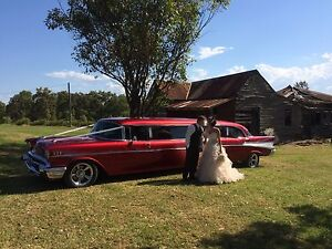 1957 Chevrolet limousine hire New Lambton Heights Newcastle Area Preview