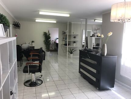 Modern, Established & Trendy Hair Salon for Sale
