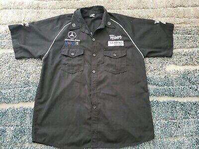 West McLaren Mercedes Formula 1, PIT Crew T-Shirt, very good conditions XXL Formula 1 Pit