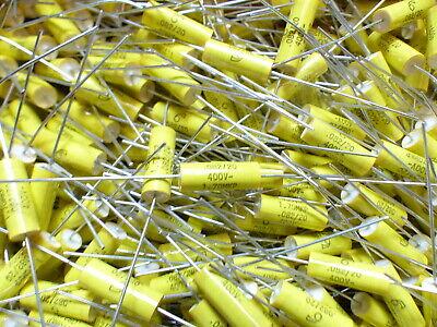 0.082uF 82nF 400V German Postal MKT HQ Capacitor 10pcs