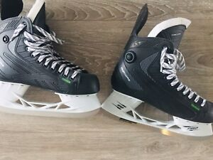 Patin à glace / ice skate REEBOK taille US 8 comme NEUF