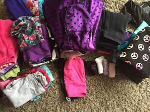 Girls clothes sz 5-6x  sz7-8 and 10-12 Stratford Kitchener Area image 1