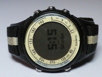 Suunto T4 Fitness Watch