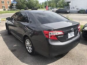 MINT *2013 TOYOTA CAMRY *LE*SUNROOF/BACKUP CAM*11490$
