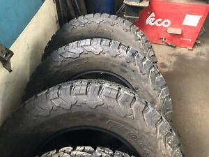 Pneu BF all terrain KO2 baja champion 265/70/R17