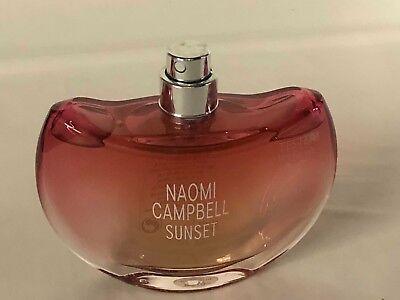 Naomi Campbell Sunset  1 7 Oz  50Ml Eau De Toilette Spray New