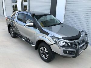 1 OWNER NON SMOKER 2018 GT EDITION MAZDA BT-50 TRAVELLED VERY LOW KMS Eagle Farm Brisbane North East Preview