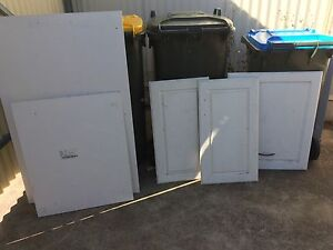 Cupboard doors and panels Alberton Port Adelaide Area Preview