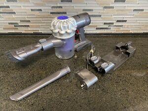 Dyson V6 cordless hand vacuum